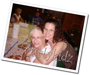 2007-08-25 Surprise Party 15 Oma & Cyndi